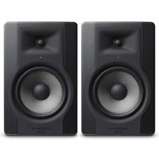 "2 x M-Audio BX8 D3 - 8"" Active Studio Monitor Speakers"