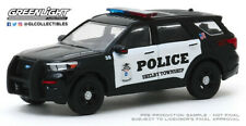 Greenlight 1/64th scale Shelby Township, Michigan Police 2020 Ford PI Utility