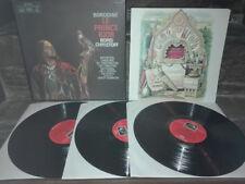BORODIN: Prince Igor > Christoff Chekerliiski Sofia Semkow / EMI France stereo