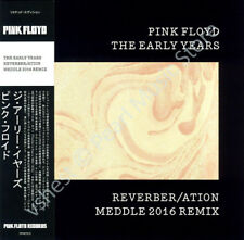 PINK FLOYD THE EARLY YEARS: REVERBER/ATION MEDDLE 2016 REMIX CD MINI LP OBI