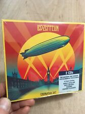 Led Zeppelin Live Concert O2 Arena 2007 2xCD New+Sealed 2012 Rock Whole Lotta