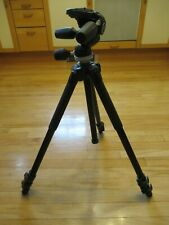 Manfrotto 290 MT294A3 Tripod with Manfrotto 804RC2 Head