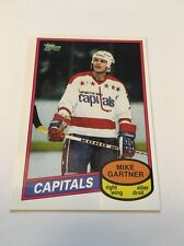 Mike Gartner Capitals 2002-2003 Topps Rookie Reprint #195