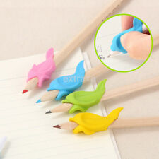 10PC/Set Children Pencil Holder Pen Writing Aid Grip Posture Correction Tool New