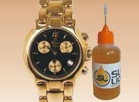 THE BEST Synthetic Watch Oil, PLEASE READ!! Slick Liquid Lube Lubricant Rolex