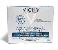 Vichy Aqualia Thermal Rehydrating Cream - GEL For Combination Skin - 50ml 12/20