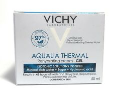 Vichy Aqualia Thermal Rehydrating Cream - GEL For Combination Skin - 50ml 04/21