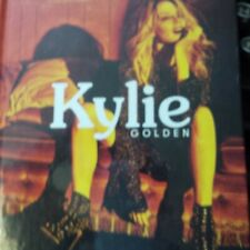 Kylie Minogue - Golden , CD BOOKLET, SILVER TAPE, GOLDEN TAPE,SIGNED DISCO CD