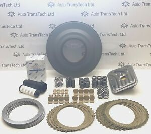 ford volvo 6dct450 automatic powershift gearbox wet clutch repair overhaul kit