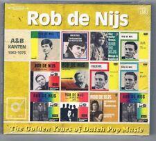 Rob De Nijs-The Golden Years Of Dutch Pop Music,54 Titel/Doppel-CD Neuware