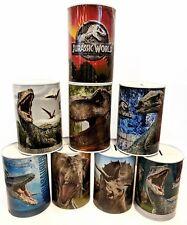 Jurassic World Fallen Kingdom Officially Licensed money tins