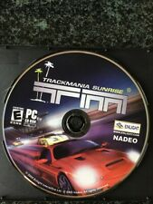 TrackMania Sunrise PC CD create race outrageous tracks jumps stunts