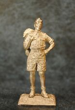 Tin Soldiers * World War II * Captain Luftwaffe Hans-Joachim Marseille * 54 mm