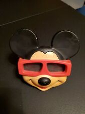 Vintage!!! Disney - Mickey Mouse Character View-Master 1989 3D Viewer