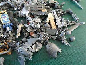 Warhammer 40k - bits box - Plastic - Marine/Vehicle/Tau/Eldar - OOP
