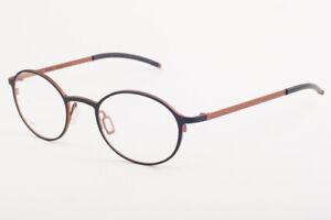 Orgreen CLOUD 792 Matte Black / Matte Bronze Titanium Eyeglasses 47mm