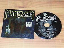 MANOWAR - HELL ON EARTH IV (TRAILER) / PRESSE-DVD 2005 IM CARDSLEAVE