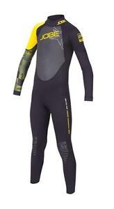 Jobe Progress FS 3.0/2.5 Ragazzo/Bambino Giallo Muta Nuoto Surf Completo