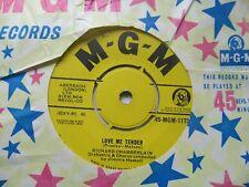 "RICHARD CHAMBERLAIN Love Me Tender/All I Do Is Dream Of You UK 7"" EX Cond"