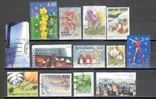 R7852 - FINLANDIA 2000 - LOTTO 13 TEMATICI DIFFERENTI - VEDI FOTO