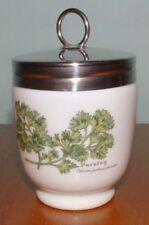 Egg Coddler Decorative Royal Worcester Porcelain & China