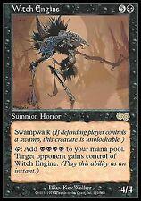 Witch Engine X1 FINE PLAYED Urza's Saga MTG Magic Cards Black Rare