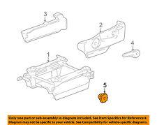 Buick GM OEM 04-07 Rendezvous Seat Track-Seat Adjust Knob 89022306