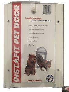Instafit Aluminum Pet Door