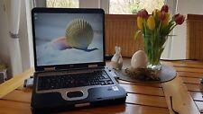 HP Compaq NC8000 Laptop (Notebook) plus Orginal Dock  Station  Hp Linux antix