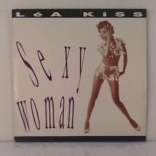 "Lea Kiss – Sexy Woman (Vinyl, 12"", Maxi 45 Tours)"