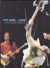 Pearl Jam-Live At The Garden 2 music DVD box