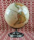 "GEORGE F. CRAM 12"" Classic Style World Desk Globe with Stand"