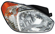 New Replacement Headlight Assembly RH / FOR 2006-2007 HYUNDAI ACCENT HATCHBACK