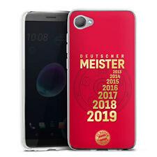 HTC Desire 12 Silikon Hülle Case handyhülle - 7X MEISTER - FCB