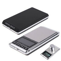 Qu_ HD_ 0.01g 0.1g LCD Digital Pocket Kitchen Gram Electronic Jewelry Coin Scale
