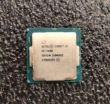 Intel CPU Core i5-7400 3.00GHz Quad-Core 6MB Socket LGA1151 Processor