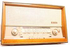 Saba Wildbad 12 tubos radio Tube radio 3ds 5010