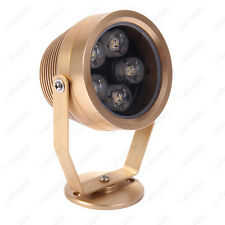 Outdoor 5W 12V LED Spot Pood Light Underwater Lamp Waterproof IP68 Fountain Pond