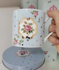 NEW | Royal Albert Mug in Tin | Polka Blue |RRP$49.95|