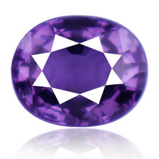 1.20ct 100% Natural earth mined top quality aaa violet/purple blue color spinel