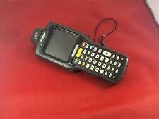 Motorola Symbol Laser Wireless Barcode Scanner Mc3090