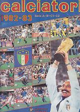 ALBUM CALCIATORI PANINI 1982-83 completo