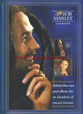 Bob Marley & The Wailers Album 1995 Mag 3 Page Advert #568