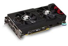 NEW PowerColor Red Dragon Radeon RX 570 AXRX 570 8GBD5-3DHD/OC 8GB 256-Bit GDDR5