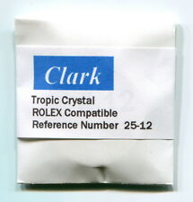 "Crystal Ref. # 25-12 Tropic 12 for Rolex  NEW  ""CLARK"""
