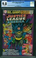 Justice League of America #48 CGC 9.0 -- 1966 -- Batman A+ centering #2027765011