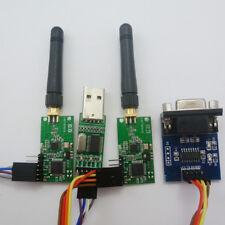 USB UART RS232 COM Female DB9 433M FSK RF Wireless Module Transceiver PC MCU ARM