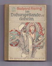ABENTEUER /KRIMI- ROMAN - VITA  VERLAG BERLIN ca.1911 Original  Rarität