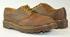 DR. MARTENS Women's Leather Oxfords 1561/59 (Brown) US 8 / UK 6 *Made in England