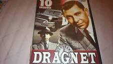 Dragnet DVD 10 Episodes Drama 2 Disc Set New